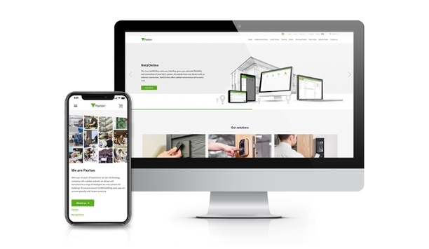 Paxton launches website with new features and pages, based on dealers' feedback