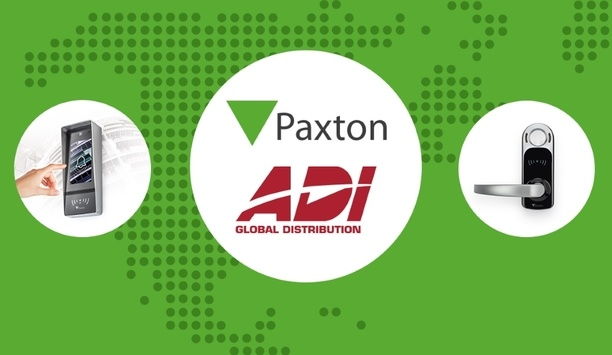 Paxton enters partnership with ADI Global Distribution to grow distribution base in North America