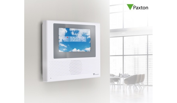 Paxton's must-have video entry line adds a range of smart video intercom product solutions