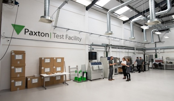 Paxton Opens A New Product Test Center At Brighton To Test Its Products During The Manufacturing Phase