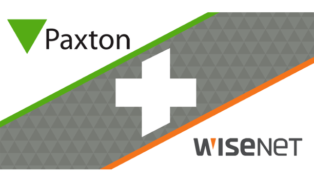 Paxton Announces Integration Of Its Networked Access Control System With Hanwha Techwin's Video Management System