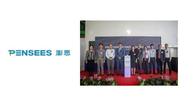 Pensees unveils its Singapore institute to strengthen research in the fields of AI and deep learning