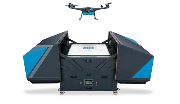 Percepto launches aerial solution for autonomous security, safety and inspection missions in Australia