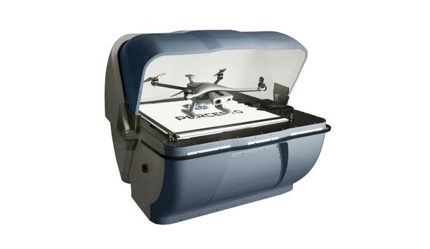 Percepto to broadcast live overseas autonomous drone missions at IFSEC International 2019
