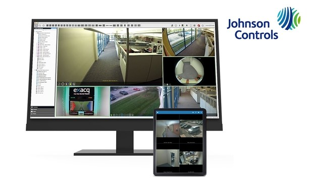 Johnson Controls Releases New ExacqVision Update With New Features