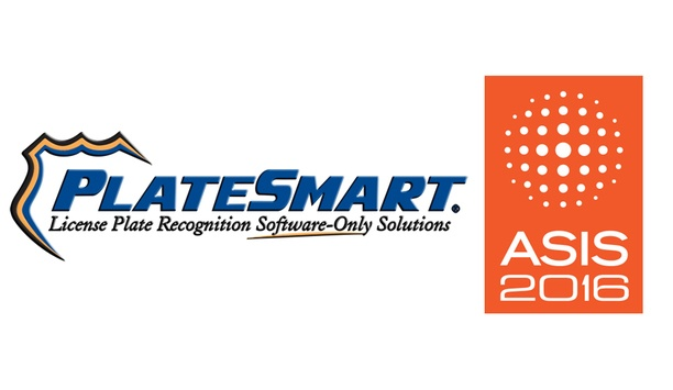 PlateSmart To Exhibit Breakthrough ALPR & Video Analytics At ASIS 2016