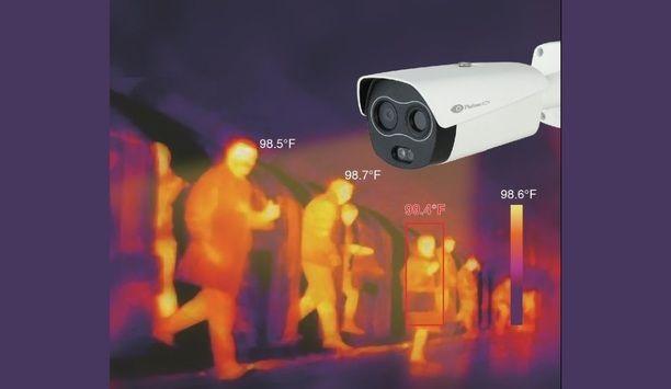 Platinum CCTV launches thermal body temperature sensing camera during COVID19 pandemic
