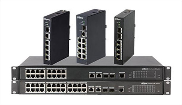 Dahua releases PFS4218-16ET-190/240 and PFS4226-24ET-240/360 Port POE switches for video transmission