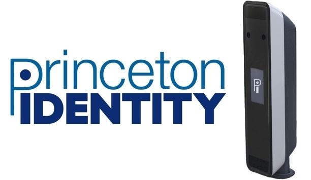 Princeton Identity launches IOM Access600e iris and face biometric identity device