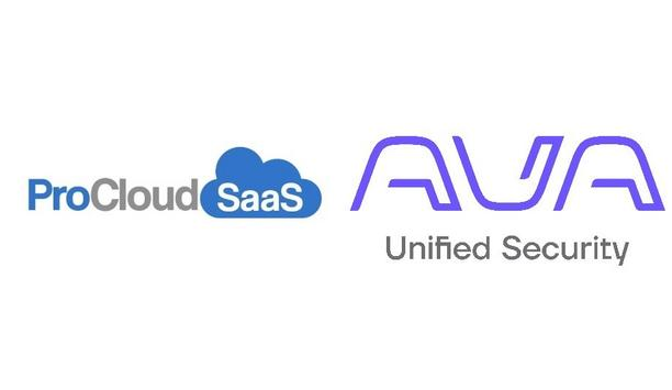 Pro Cloud SaaS partners with Ava Security to help organisations protect valuable assets form physical and cyber security threats