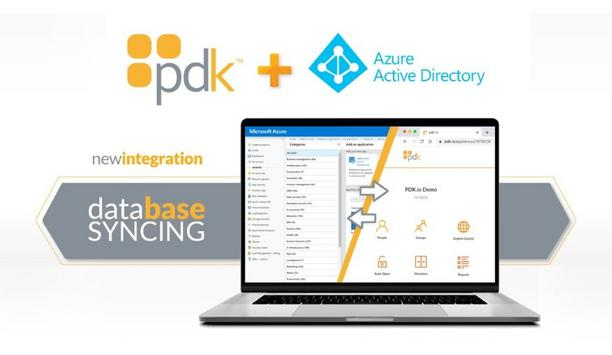 ProdataKey and Microsoft Azure Active Directory integration ensures employee databases are in perfect synchronisation
