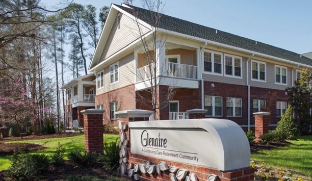 ProdataKey And ASSA ABLOY Wireless Access Control Solution Upgrades Security At Glenaire Retirement Community