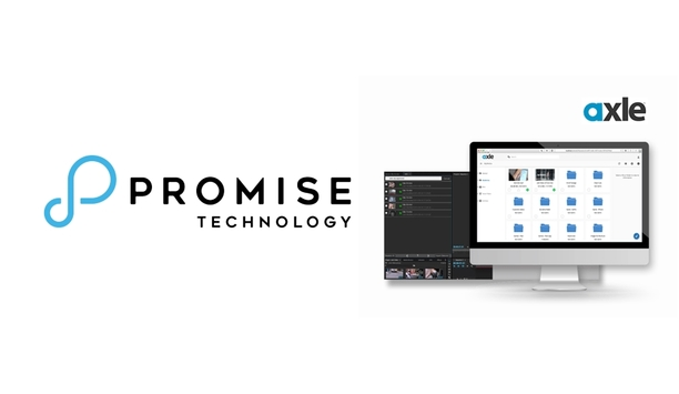 Promise Technology's VTrak A-Class turnkey SAN file system solutions to include axle Starter software