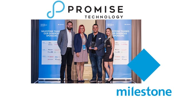 Promise Technology named Best Storage Solutions Partner in Africa by Milestone Systems