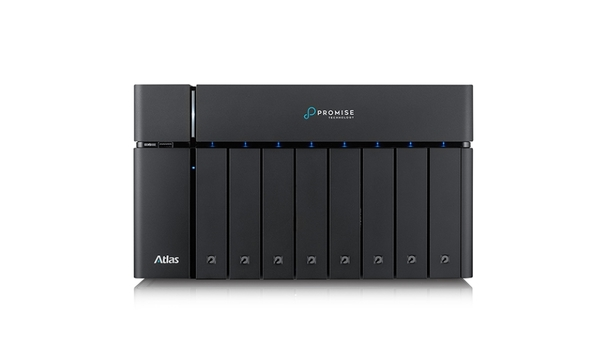 Promise Technology unveils Atlas series of NAS Shared Storage and high-speed Thunderbolt 3 to NBASE-T Ethernet adapter solutions at NAB Show