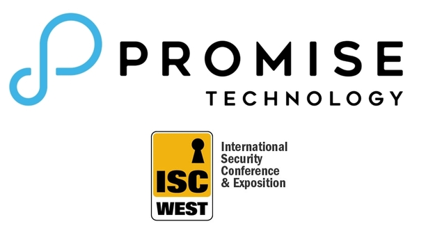 Promise Technology to showcase innovations in video surveillance and storage technologies at ISC West 2018