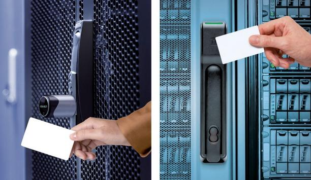 Protecting data centres and servers with better physical security with Assa Abloy's locks