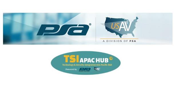 PSA Security Network and USAV partner with TSI APAC Hub to expand network in Asia Pacific, Middle East and Africa regions