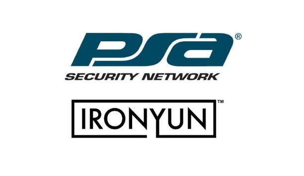 PSA Security Network (PSA) partners with IronYun, globally renowned AI video analytics company
