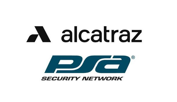 PSA Security Network Announces Partnership With Alcatraz, Developer Of Secure Touchless Access Control Solutions