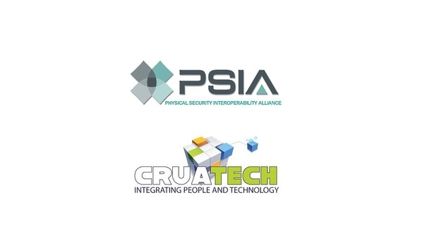 PSIA and Cruatech collaborate to enhance test tools for PLIA security integration specification