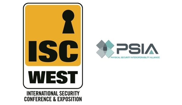 PSIA Demonstrates PLIA Agent Security Integration Solution At ISC West 2018
