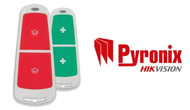 Pyronix introduces HUD/MED-WE two-way wireless Hold-Up Device