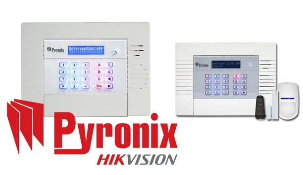 Pyronix presents the Enforcer 32WE APP high-security wireless solution