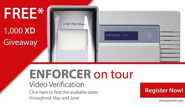Pyronix brings back the Enforcer on Tour, with its perimeter protection solution, across the UK