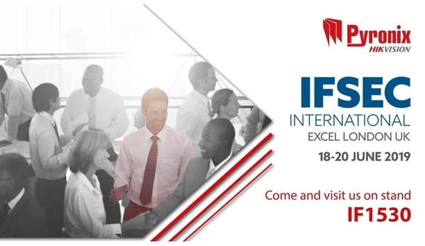 Pyronix to showcase perimeter protection and other security solutions at IFSEC 2019