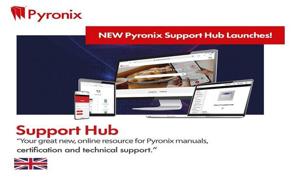 Pyronix launches its online Support Hub delivering greener and more convenient access to product manuals