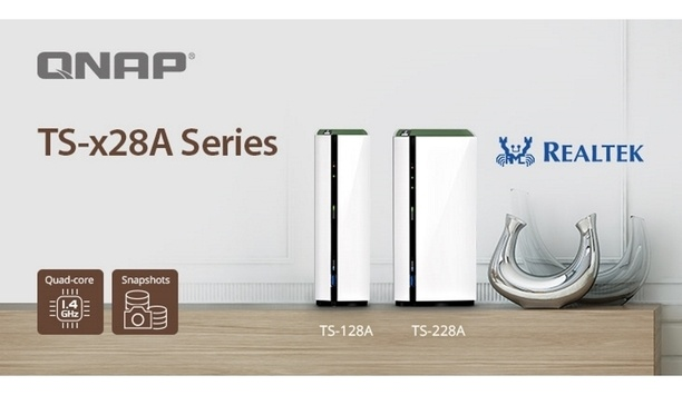 QNAP introduces TS-x28A series for enhanced digital experience for homes