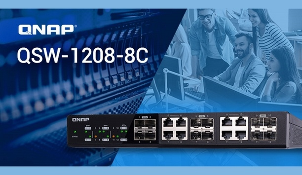 QNAP Systems' unmatched switches improve network performance