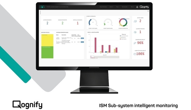 Qognify ISM, ACI and Situator Packaged Solutions on display at IFSEC 2018