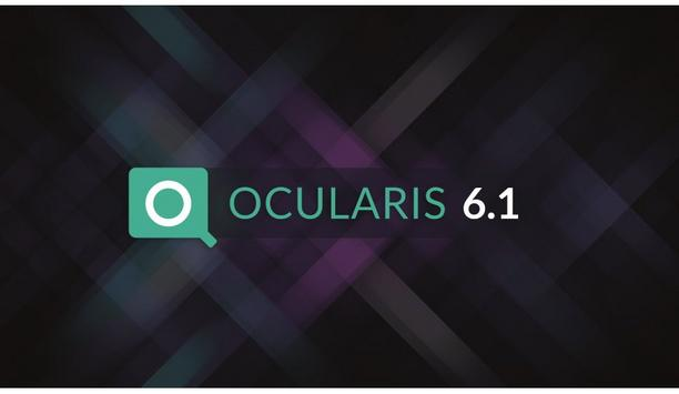 Qognify launches version 6.1 of its Ocularis video management software (VMS) for enhanced incident detection, response and video security