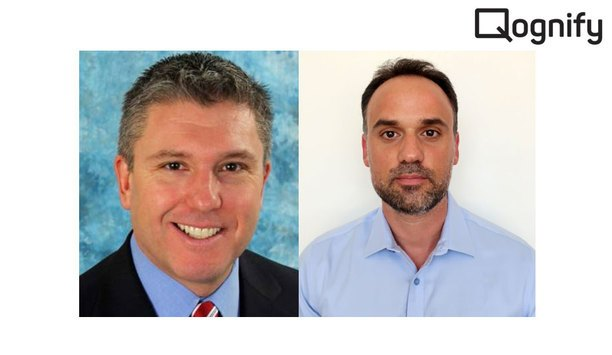 Qognify increases team with new VP of Sales EMEA and VP of global strategic partnerships