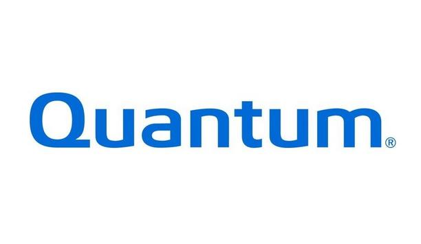 Quantum Corporation Announces The Release Of A Reference Architecture For Large-Scale Surveillance Workloads