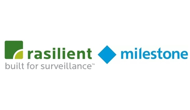 Rasilient Joins Milestone System Builder Program To Deliver Video Surveillance Systems Pre-Installed With XProtect VMS