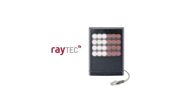 Raytec's VARIO2 IP Hybrid video surveillance solution wins Detektor International Award 2017