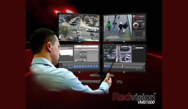 Redvision unveils Digifort-powered VMS1000 open-platform control system
