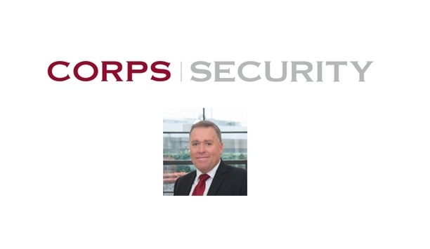 Paul Lotter appointed Regional Operations Director at UK-based security services provider, Corps Security