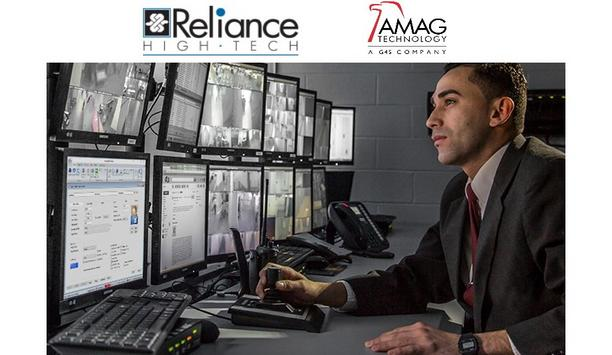Reliance High-Tech And AMAG Technology Form New Partnership To Promote Next Generation Unified Security Solutions