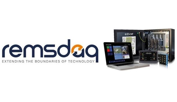 Remsdaq's EntroPad range of access control devices kills 99.9 percent of bacteria