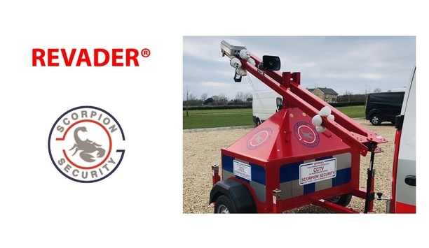 Revader Security receives an order to provide CCTV Towers for Scorpion Security