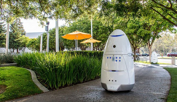 Robot Guards Provide Security Intelligence In Silicon Valley