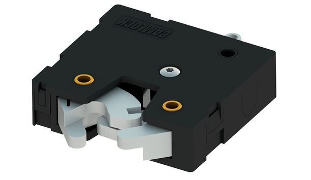 Camlock Systems launches the Series 100 motorised rotary latch