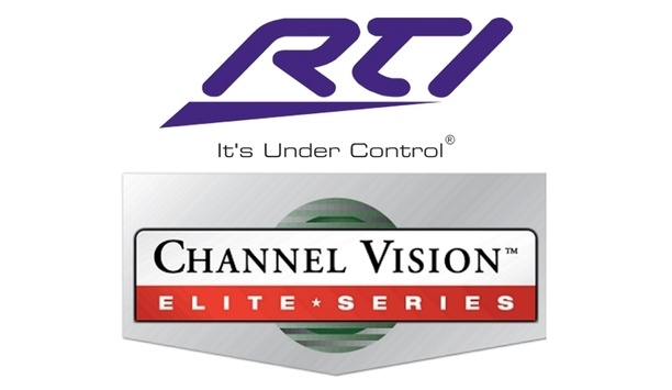 RTI announces integration with Channel Vision's Elite Series SI-8000 IP front door station