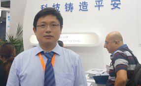 OEM and R&D focus for Chinese manufacturer Safer Science and Technology at CPSE 2015