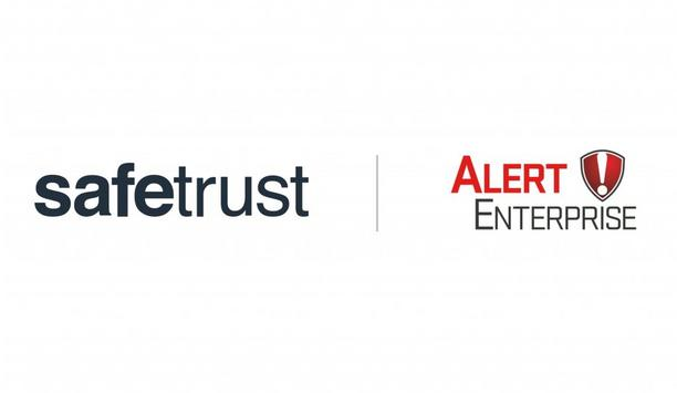 Safetrust teams-up with AlertEnterprise Inc. as the demand for touchless access to physical spaces rises