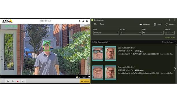 SAFR partners with Convergint to offer their customers the facial recognition platform for live video intelligence